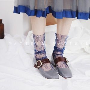 Accessories - Tulle see through socks